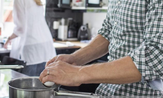 suami masak vckt