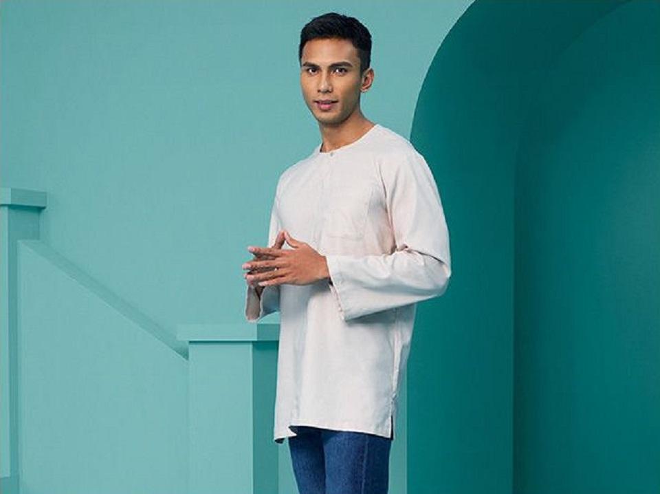 Baju Melayu Uniqlo vckt