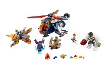 Cover Lego Avengers