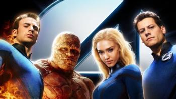 Fantastic 4 Cover