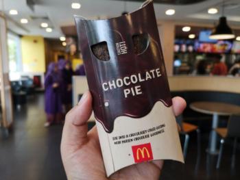 McD Choco pie 1