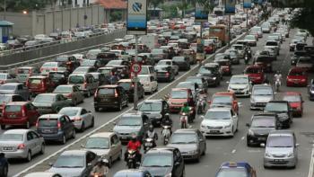 kesesakan lalu lintas