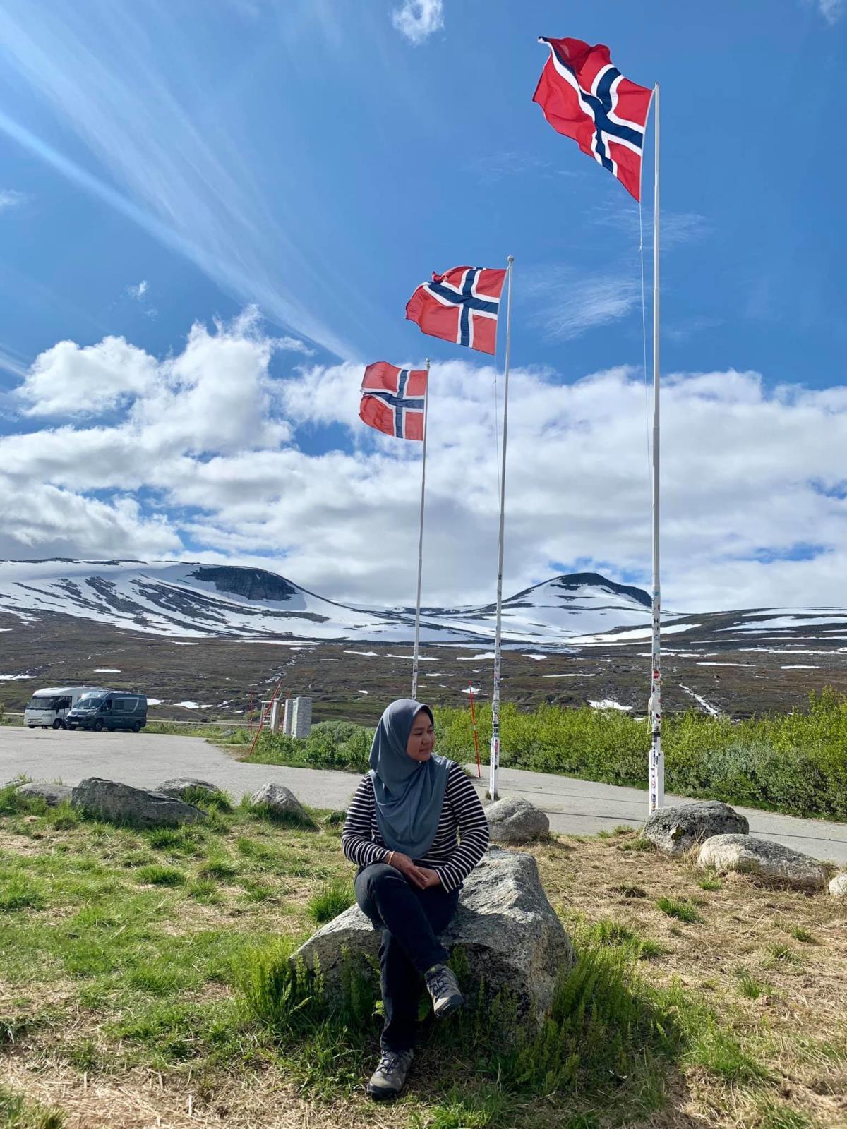Arctic Circle Center – Norwegian Scenic Route Storforshei