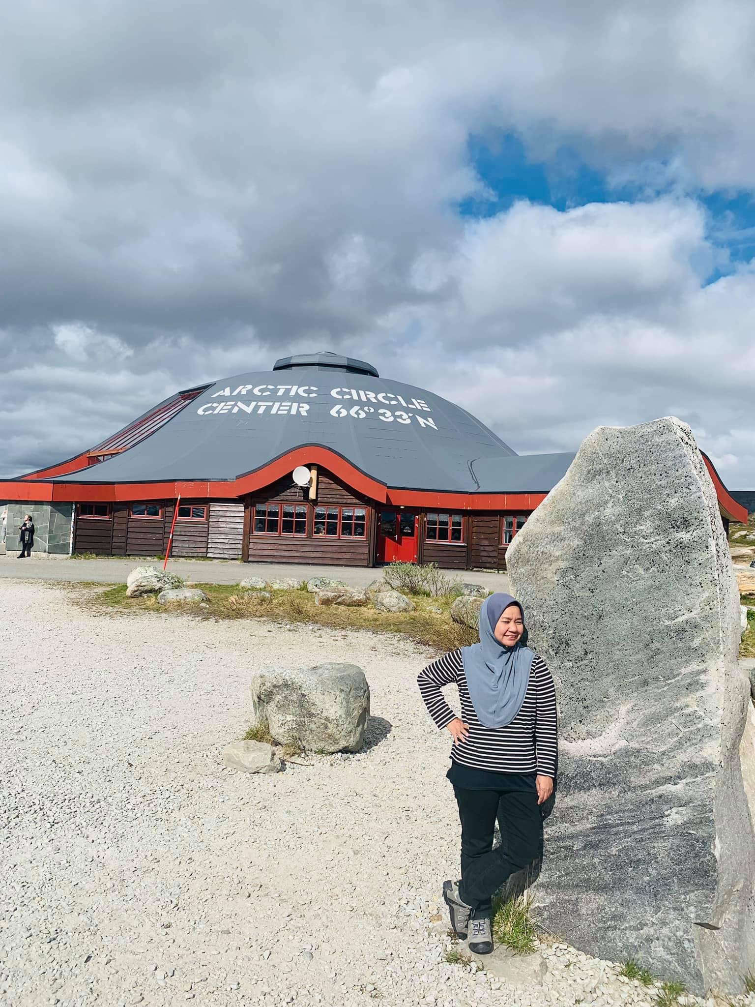 Arctic Circle Center – Norwegian Scenic Route Storforshei2