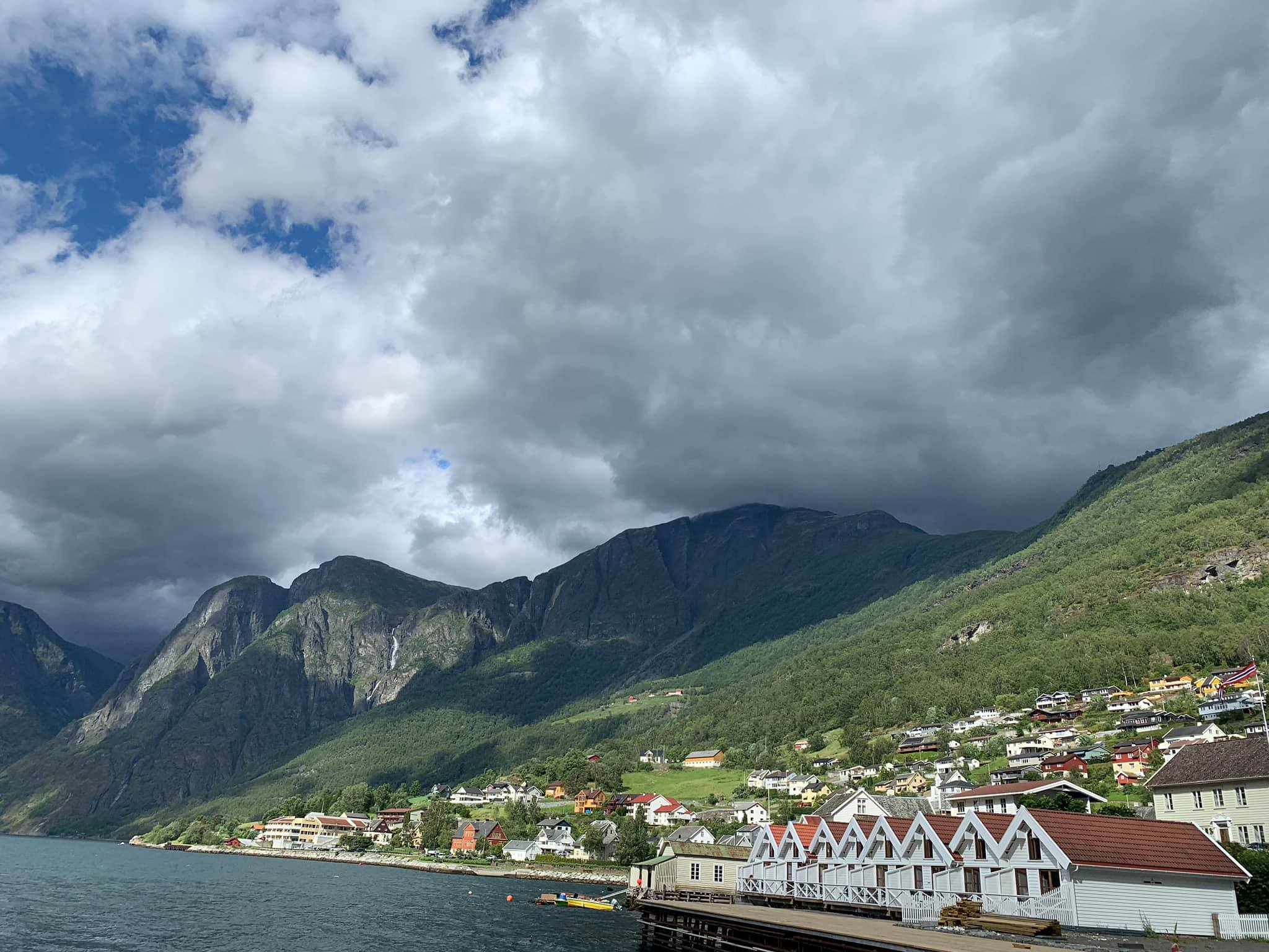 Aurland-Norway