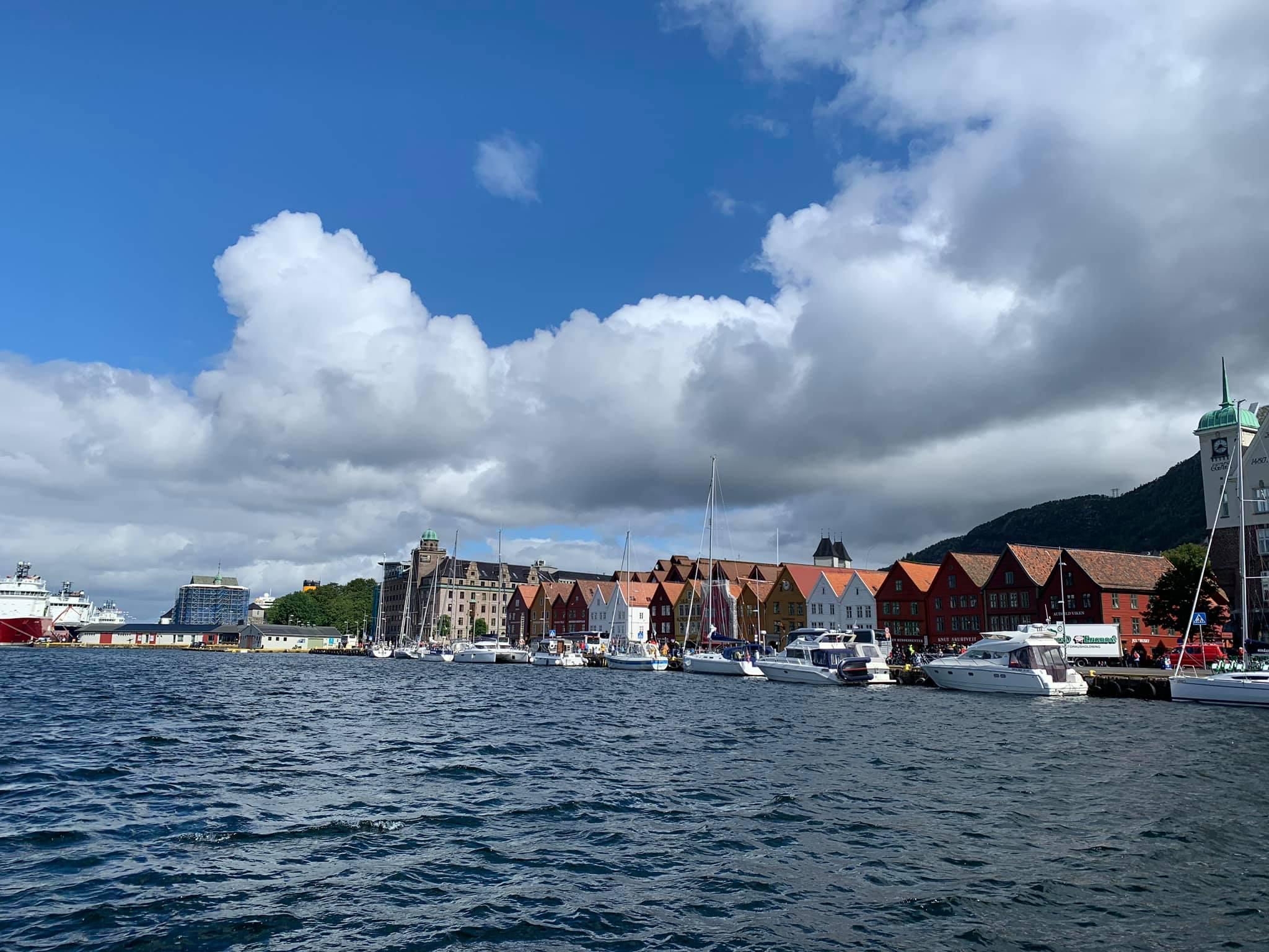 Bergen Wharf-Norway