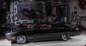 Dodge Charger Vin Diesel