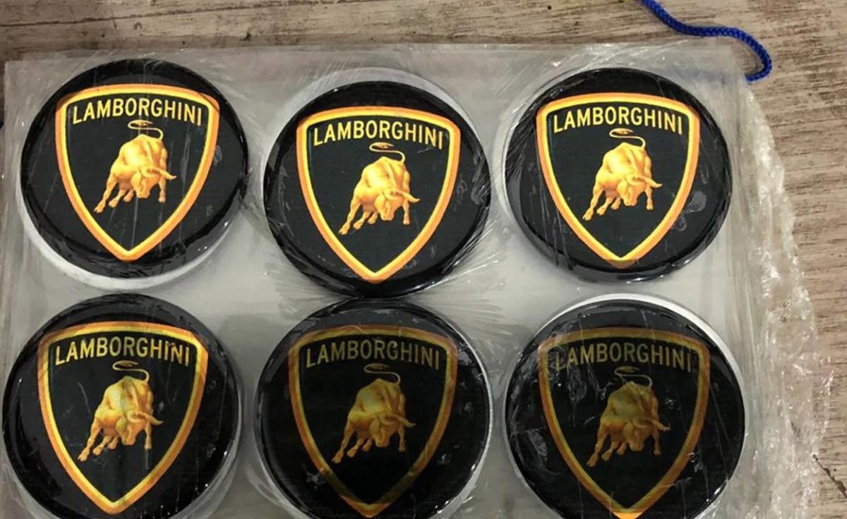 Fake Lamboghini Logos