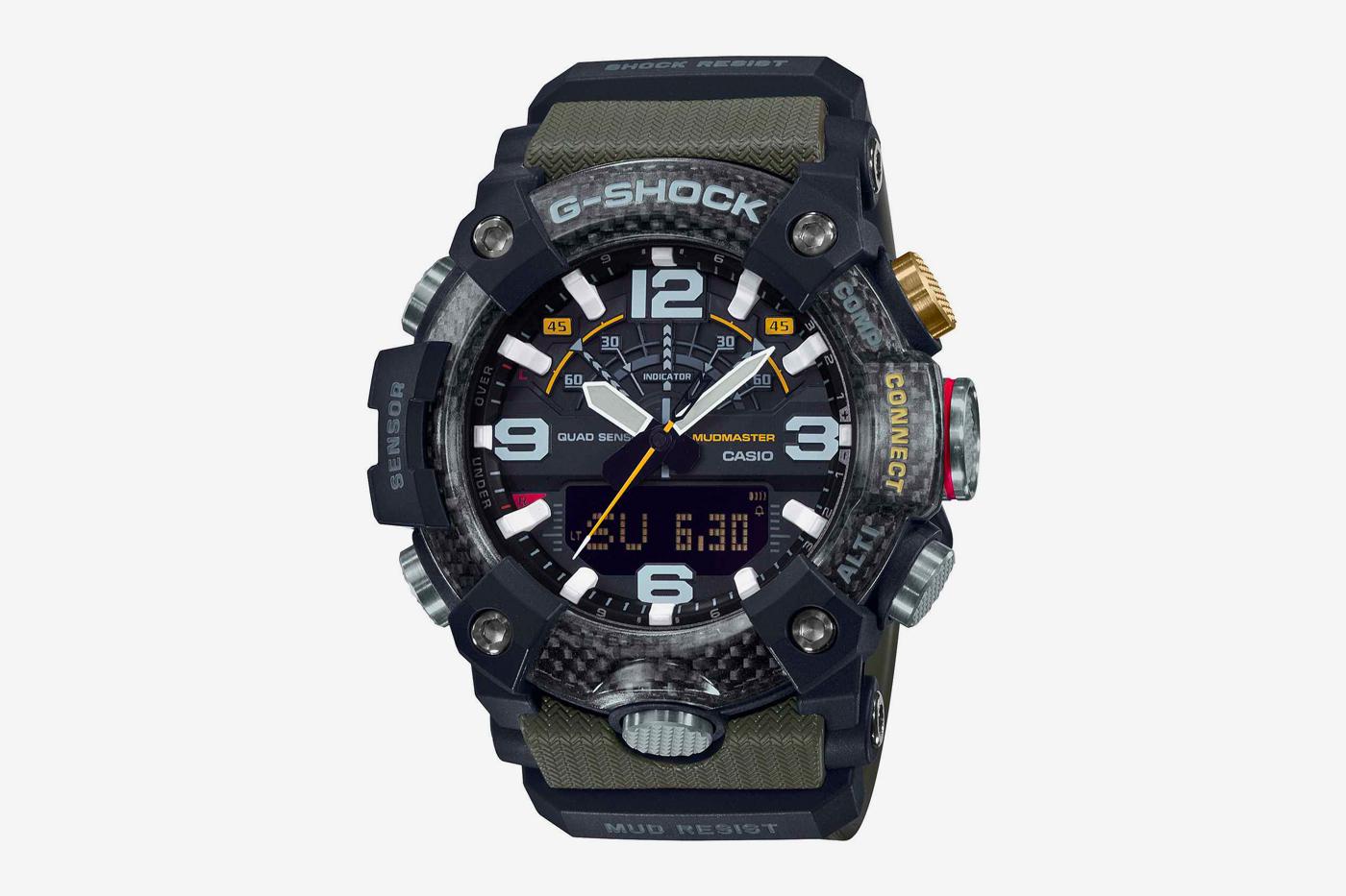 G-Shock Carbon 1