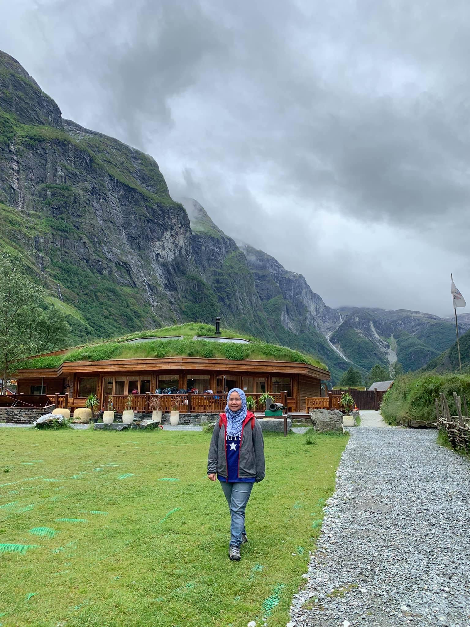 Gudvagen-Norway