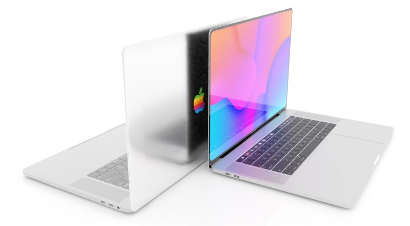 MacBook-rainbow-Apple-logo-concept (1)