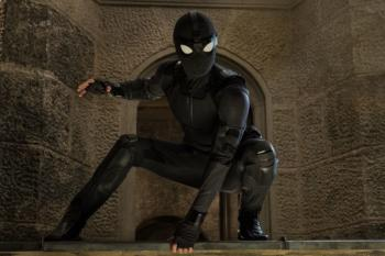 Spider man Stealth Suit