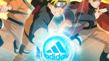 adidas Naruto