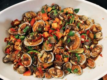 kerang yummy:the vocket