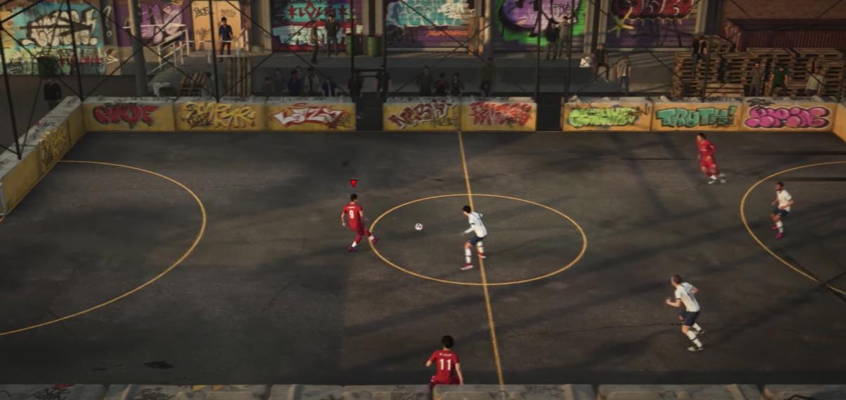 Fifa 20 Street Football