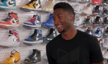 MKBHD Sneaker Shopping