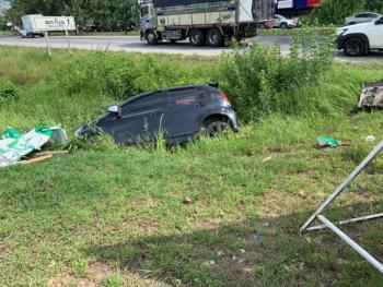 Myvi Kemalangan Di Thailand