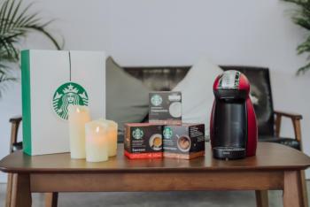Nestle Starbucks at Home launch – 3