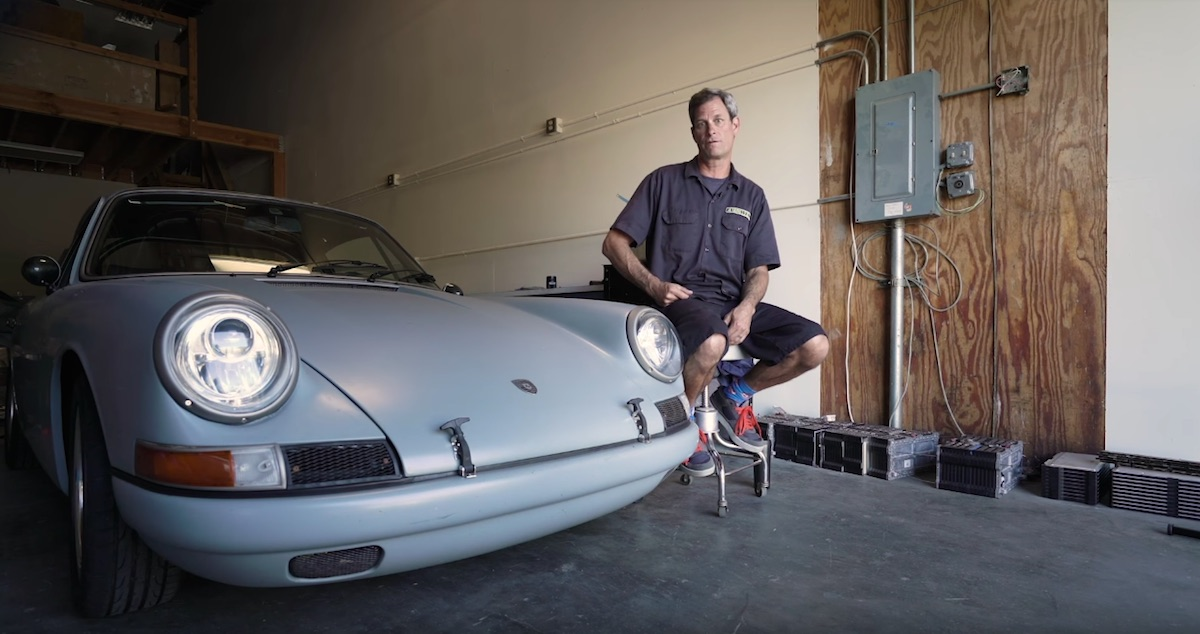 Porsche Electric Vocket
