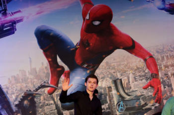 'Spider-Man: Homecoming' Press Conference