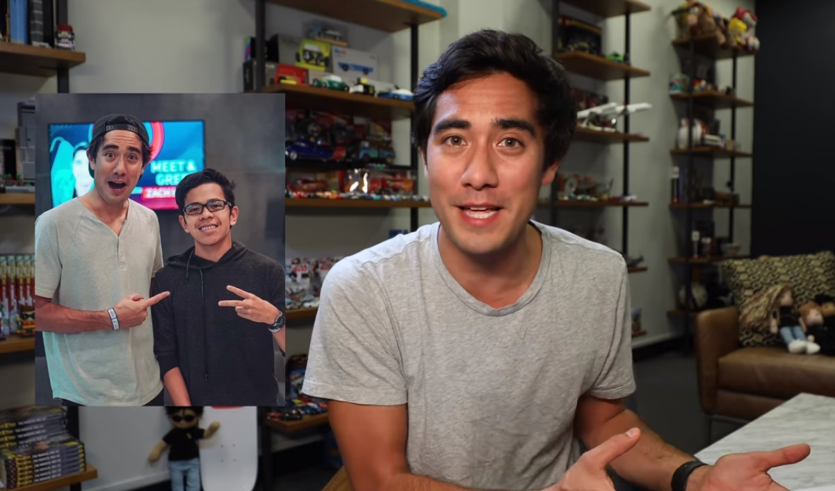 Zach King sofyan