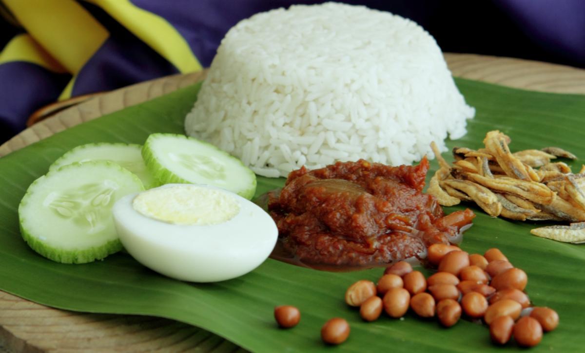 nasi lemak:the vocket