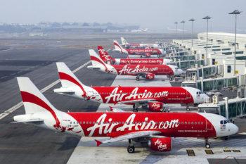 Malaysia Prime Minister Najib Razak Launches Kuala Lumpur International Airport 2