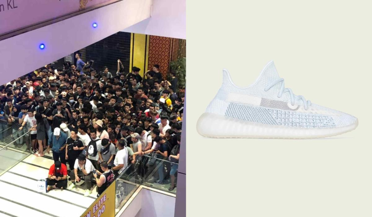Yeezy Cover v2 Cloud White