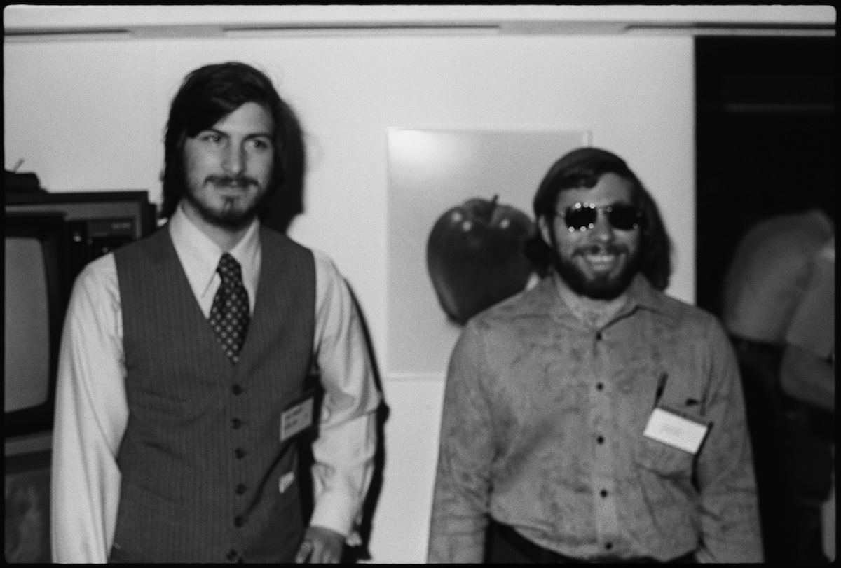 Jobs & Wozniak At The West Coast Computer Faire