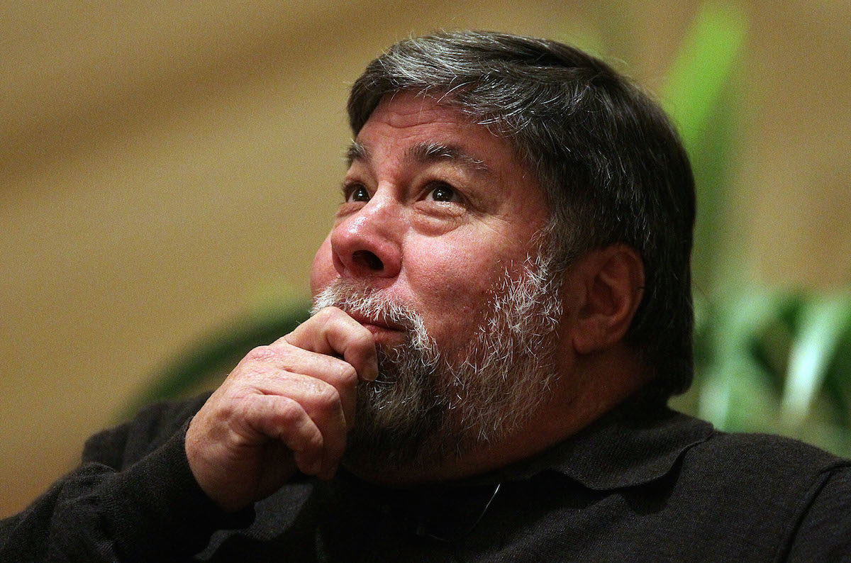 Steve Wozniak Addresses Bay  Area Discovery Museum's Discovery Forum
