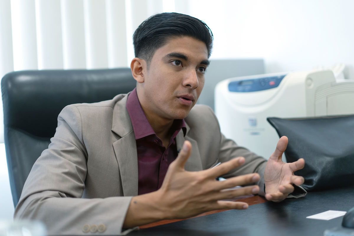 A Day In The Life Of Malaysia's Youngest-Ever Cabinet Minister Syed Saddiq