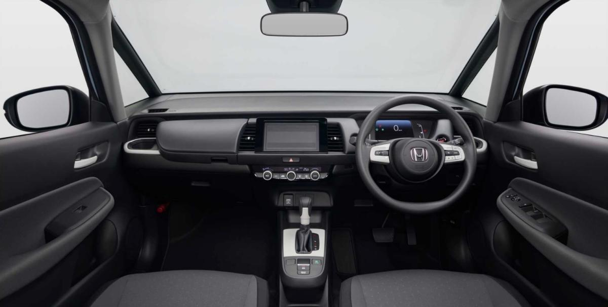 Interior Honda Jazz 2020_2