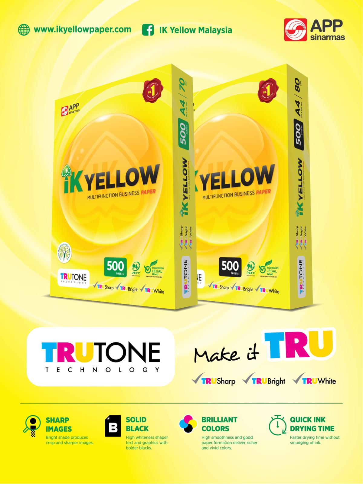 IK Yellow TRU-01