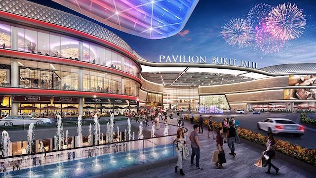 Pavilion-Bukit-Jalil-facade