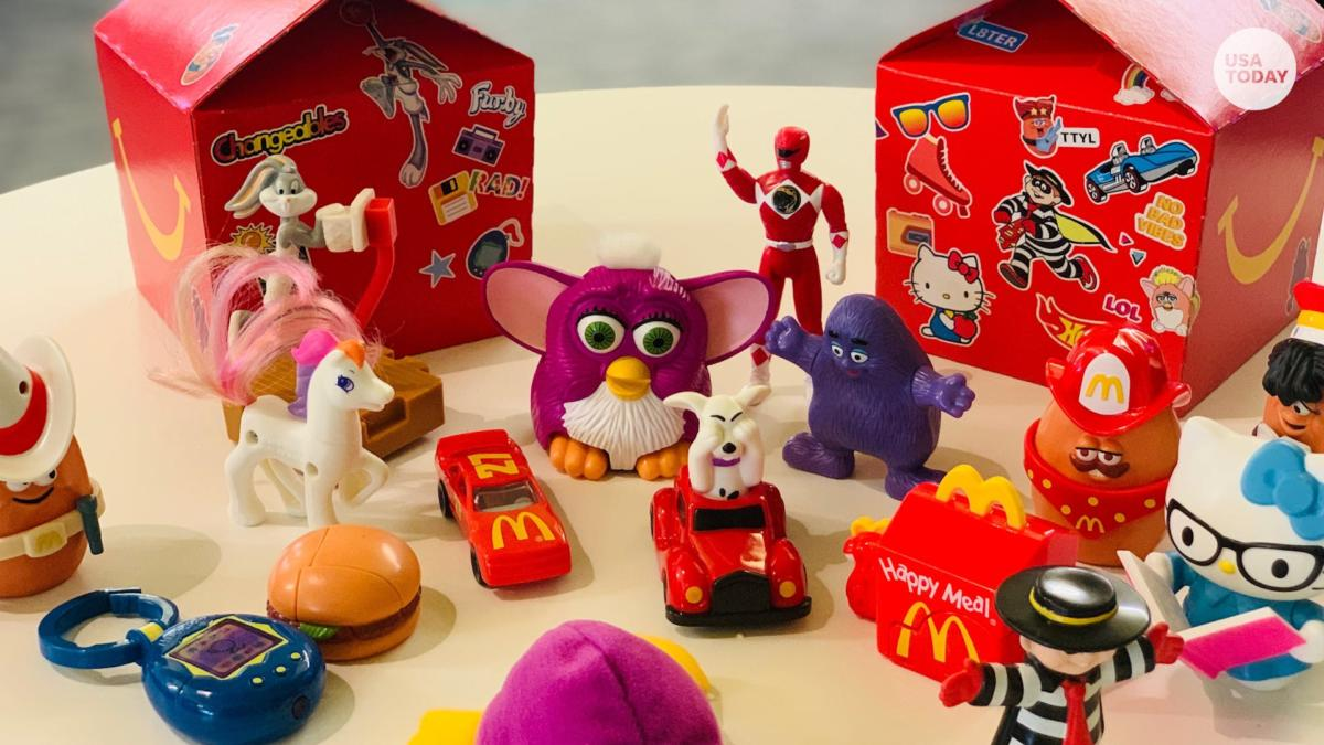 happy meal mcD