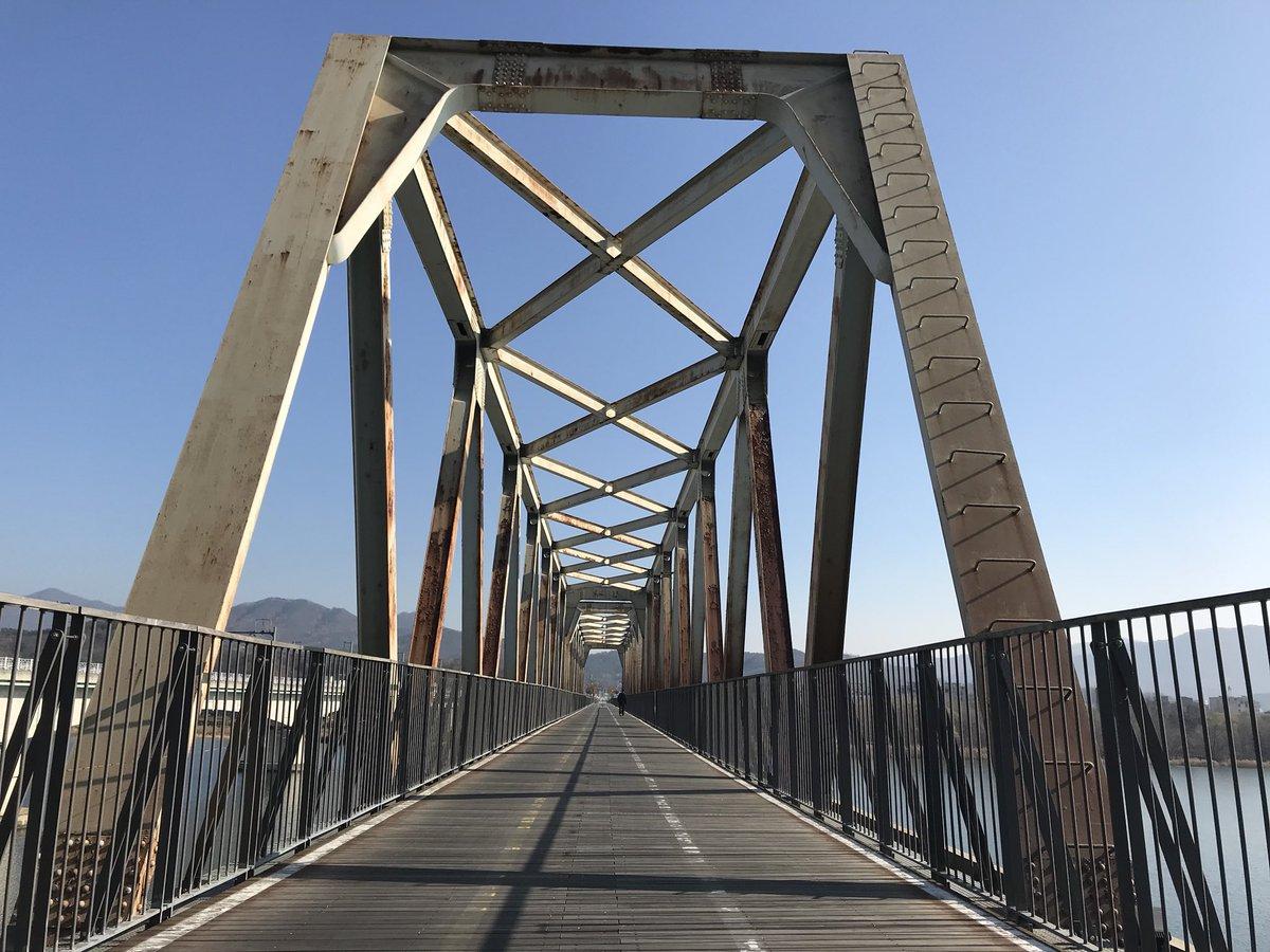 Bukhangang Railroad Bridge