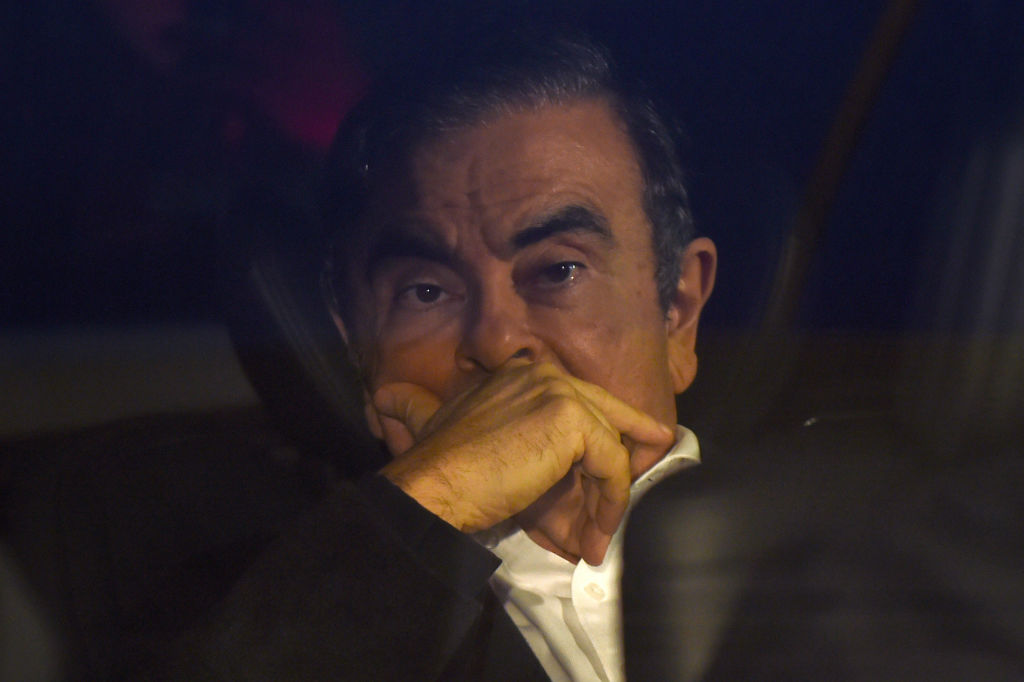JAPAN-FRANCE-NISSAN-RENAULT-AUTOMOBILE-GHOSN