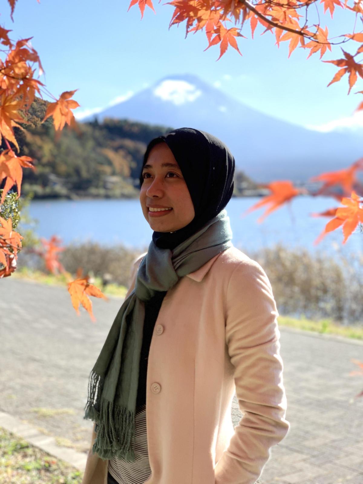 8. Fuji