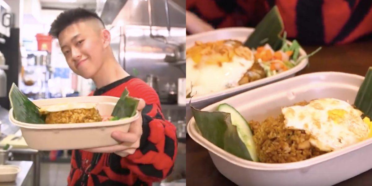 Nasi Goreng Dikatakan Menyerupai Fried Rice Oleh Blog Makanan Ini, Apa Pendapatmu?