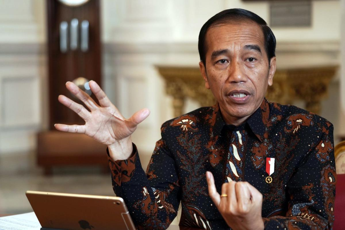 Indonesian President Joko Widodo Vows Sweeping Indonesia Reforms