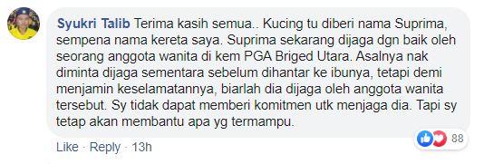 comel comment