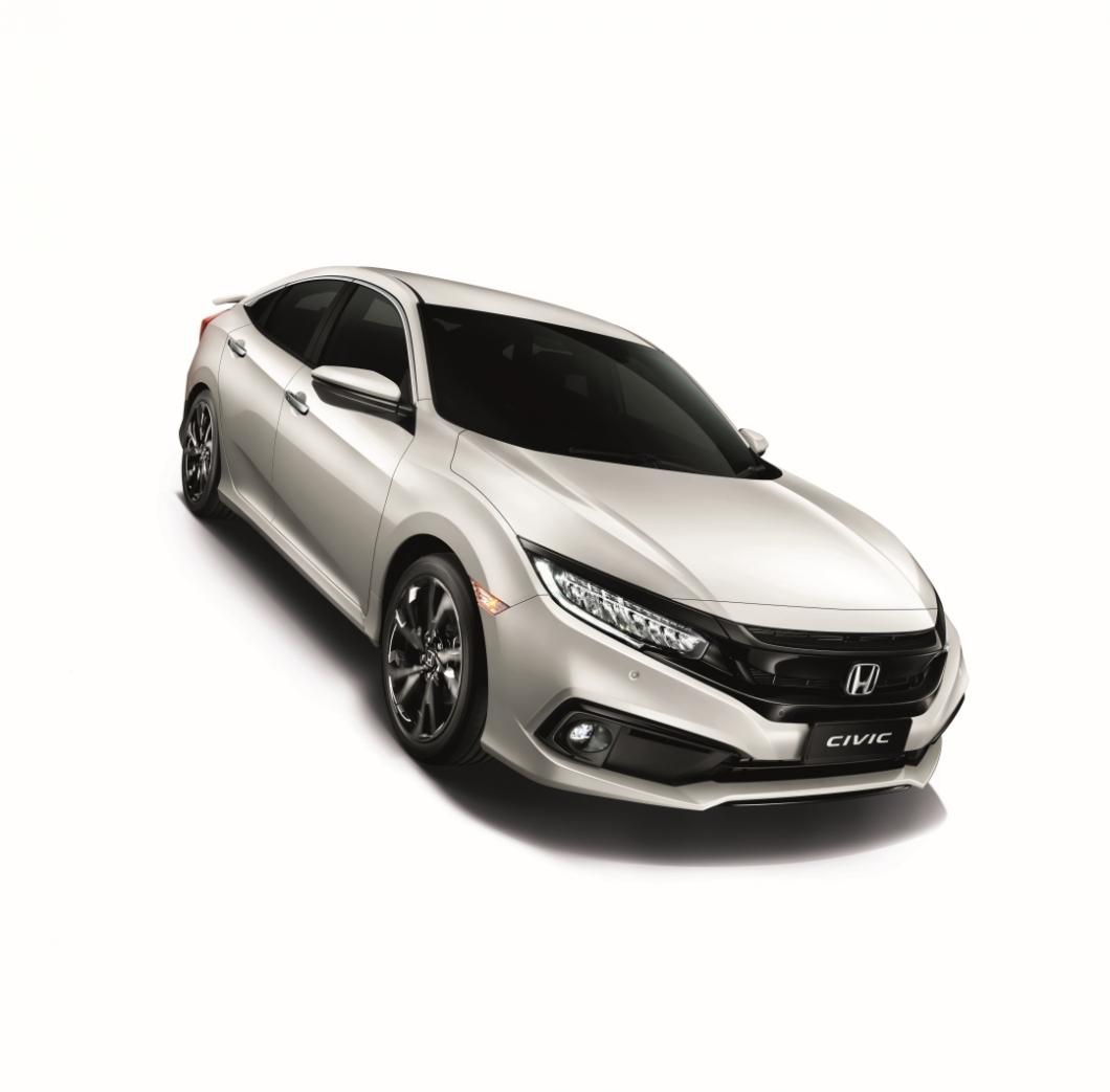 Careta Honda Civic 2020 24