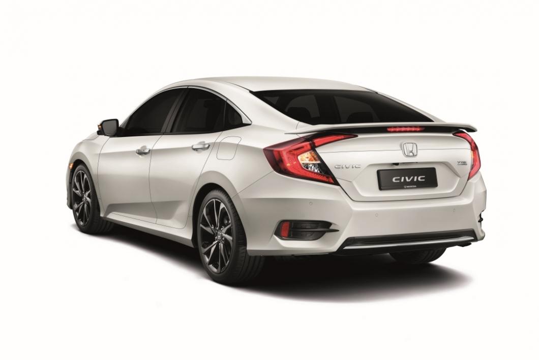 Careta Honda Civic 2020 28