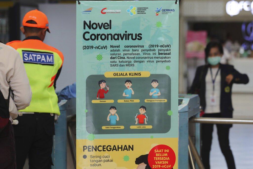 CORONAvirus Indonesia
