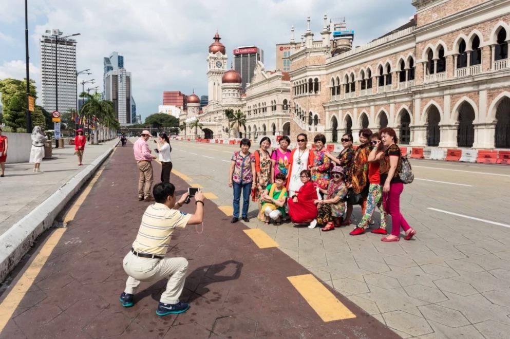 China Tourist Kuala Lumpur