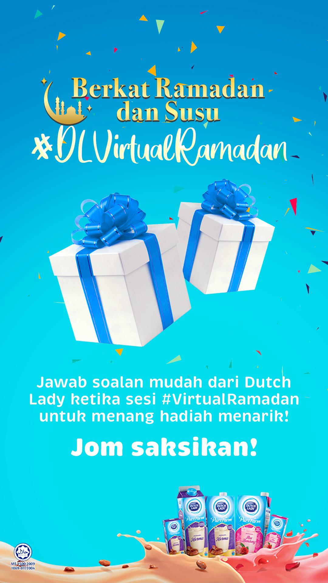 #DLVirtualRamadan_Hadiah