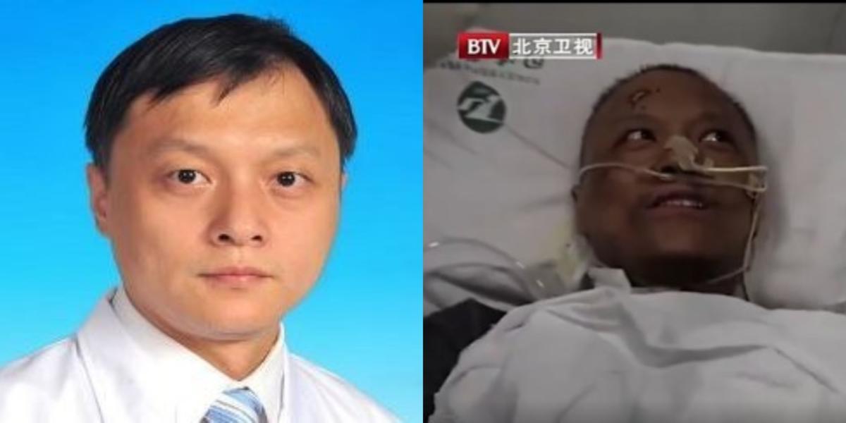 Doctor Wuhan COVID-19