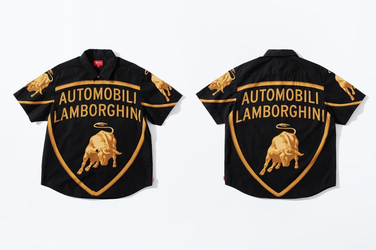Supreme Lambo 1