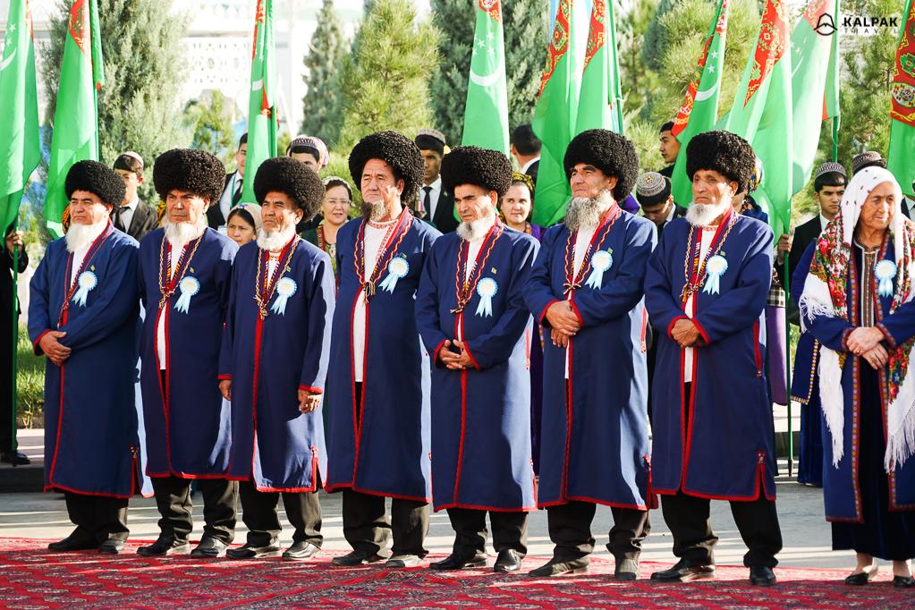 Turkmenistan_people