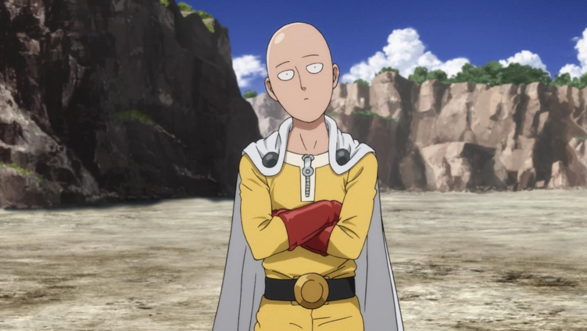 one punch man live